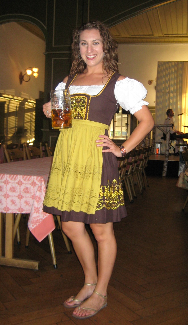 Becoming Bavarian An Introduction To Munich Dirndls And