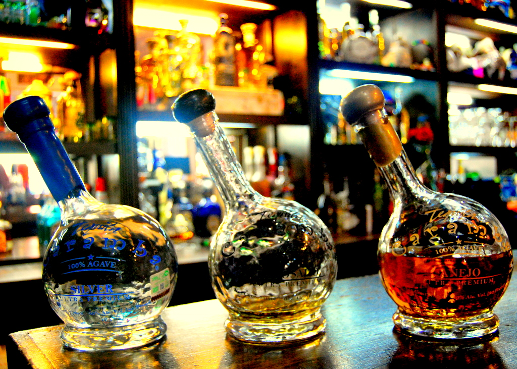 Tequila Tasting In Playa Del Carmen Mexico Video