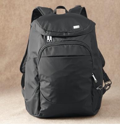 7e21fc14bef2 The Slingsafe Backpack (photo courtesy of Travel Smith)