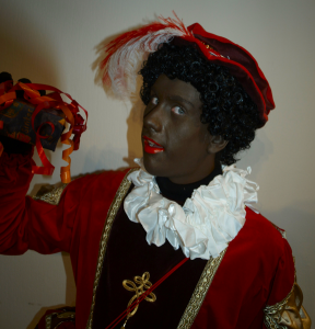 Black Peter: Santa's Slave. Photo via Wikimedia Commons, by 12Danny12