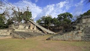 The Ruins at Copan, Honduras