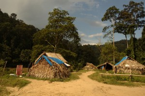 A look at the Orang Asli village. By Honza Soukup (Flickr)