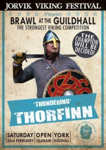 Thundering Thorfinn(1)