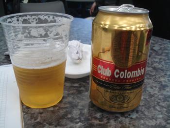 Care for a Club Colombia? Photo via Wikimedia, by Bocardodarapti.