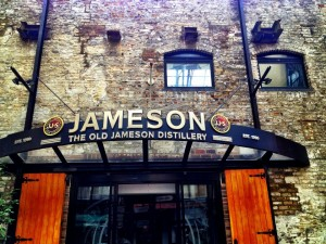 The Jameson Distillery in Dublin