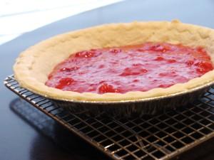 Berry paste