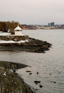 Bygdøy peninsula, Oslo, Norway. Via Wikimedia by Inisheer.