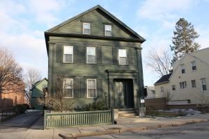 The Borden House. Image by Jennifer Billock.